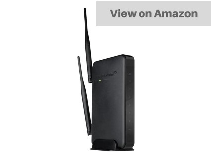 Amped Wireless High Power Wireless-N 600mW Smart Repeater and Range Extender (SR10000)