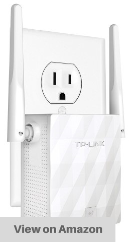 TP-Link N300 Wi-Fi Range Extender, AP mode Supported