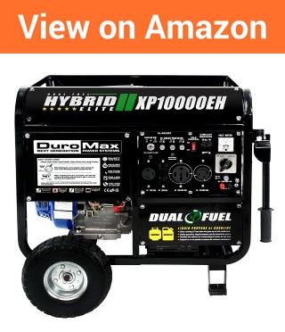 Best Dual Fuel Generator in 2019 | Reviews and Ratings