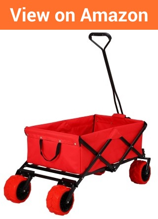 Ollieroo Folding Cart