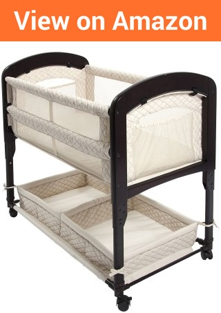 Arm Reach Concepts Cambria Co-Sleeper Bassinet